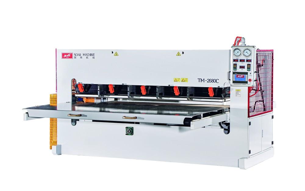 TM2680C 正负压曲面压机