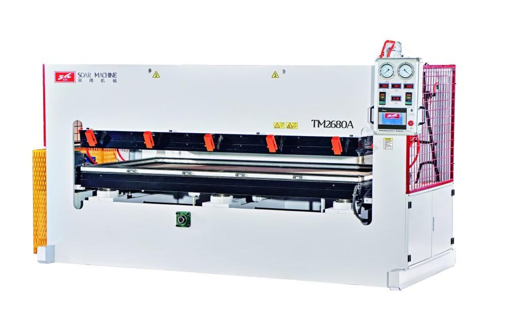 TM2680A 正负压曲面压机
